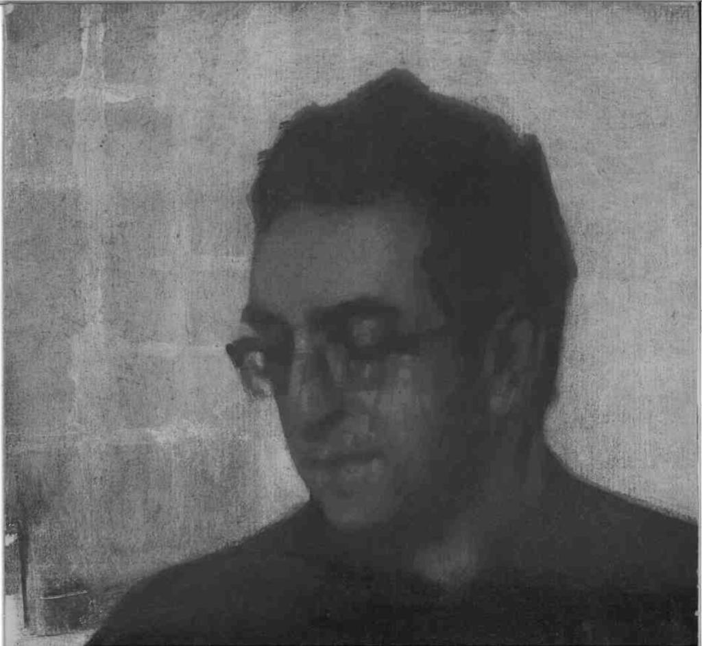 Portrait d'Hervé Zénouda